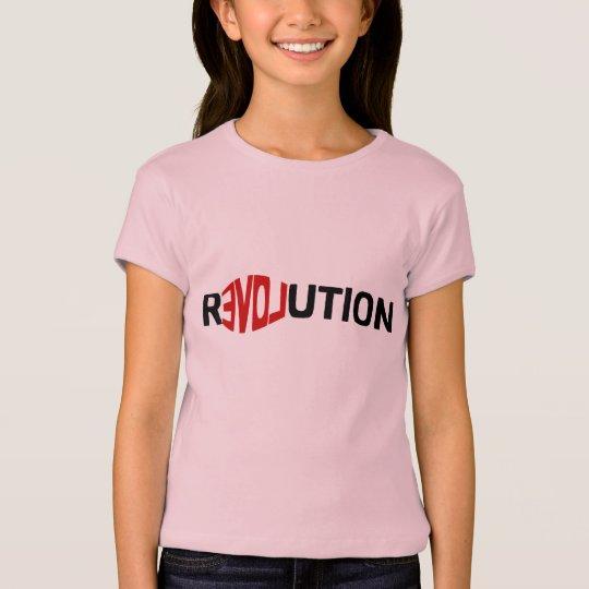 rEVOLution ~ Tshirt TRUISM Teen Girl / Teenager