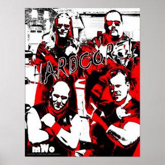 Revolution X Hardcore Poster