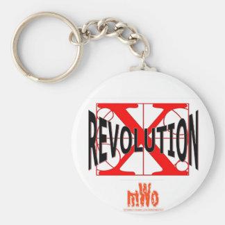 Revolution X Keychain