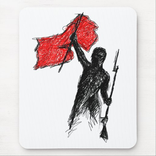 Revolutionary! Mouse Pad