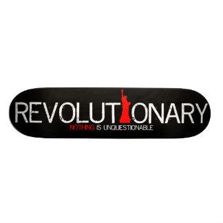 Revolutionary Skateboard Deck