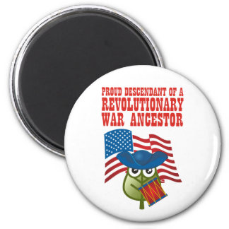 Revolutionary War Ancestor Magnet