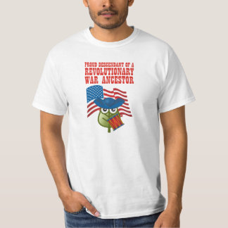 Revolutionary War Ancestor T-Shirt
