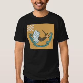 Revolutionary War Battle Flag T Shirt