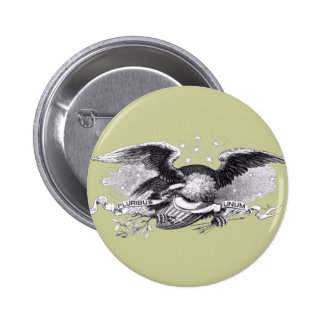 Revolutionary War Eagle Button