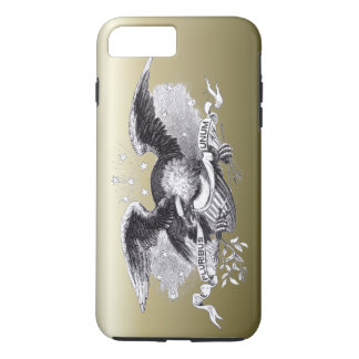 Revolutionary War Eagle iPhone 7 Plus Case