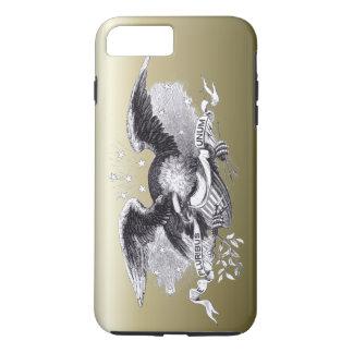 Revolutionary War Eagle iPhone 8 Plus/7 Plus Case