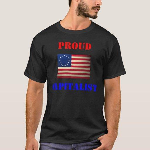 revolutionary-war-flag, Proud, Capitalist T-Shirt