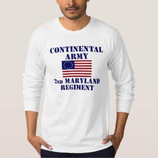 Revolutionary War Maryland Regiment Shirt