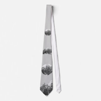 Revolutionary War Molly Pitcher Cannon Neck Tie