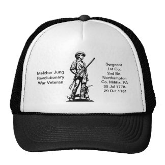 Revolutionary War Veteran Hat