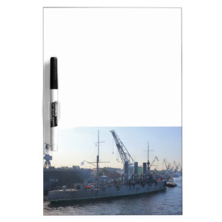 Revolutionary Warship Aurora Dry Erase Whiteboards