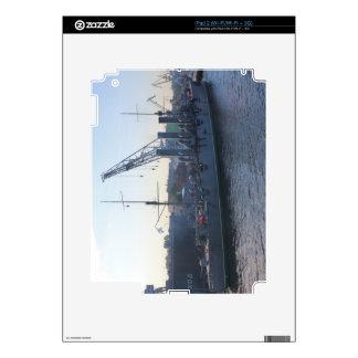 Revolutionary Warship Aurora Skins For iPad 2