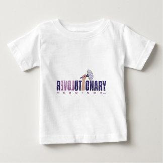 Revolutionary Weddings_final logo (updated2) Baby T-Shirt