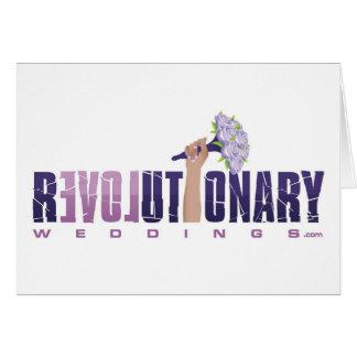 Revolutionary Weddings_final logo (updated2) Card