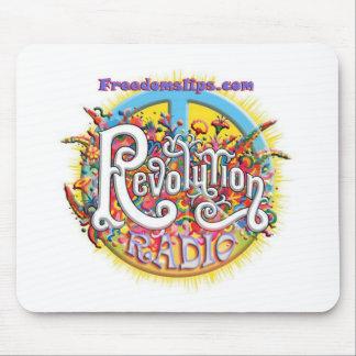 revolutionpeace mouse pad