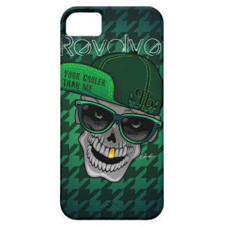 Revolve Green (Your cooler than me) iPhone SE/5/5s Case