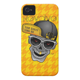 Revolve (Your cooler than me) iPhone 4 Case