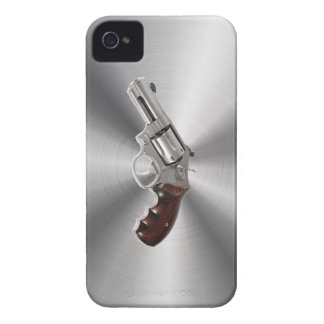 Revolver iPhone 4 Covers