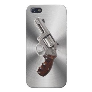 Revolver iPhone 5 Cases