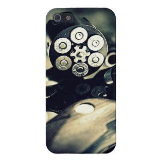 Revolver iPhone SE/5/5s Cover