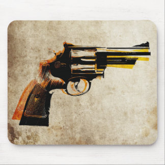 Revolver Mousemat