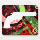 revolver mousepad