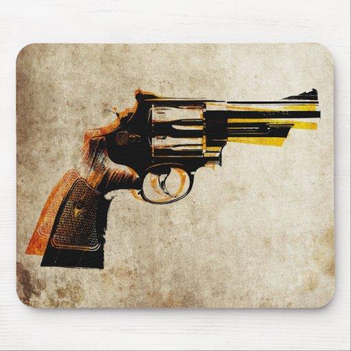 Revolver Mousemat