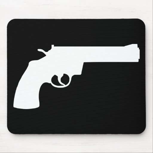 revolver mousepads