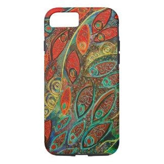 Revolving Door (painting) iPhone 7 Case
