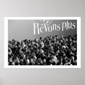 Rêvons Plus - More dreams - Poster