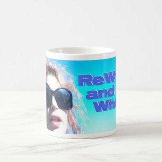 ¿Rew y quién? Taza del cielo