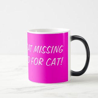 REWARD FOR CAT MAGIC MUG