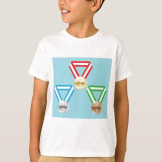 Reward Medals vector T-Shirt