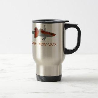 Reward 15 Oz Stainless Steel Travel Mug