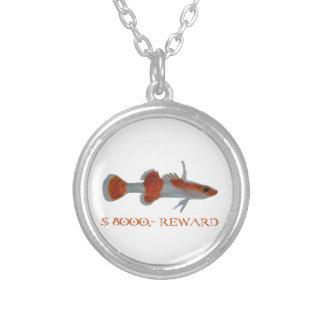 Reward Round Pendant Necklace