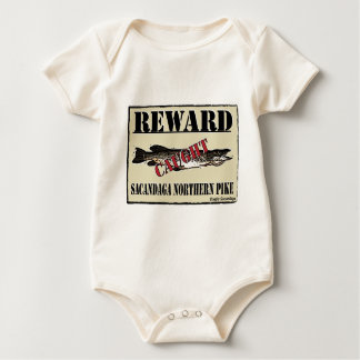 Reward Northern Pike Baby Bodysuit