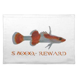 Reward Cloth Place Mat