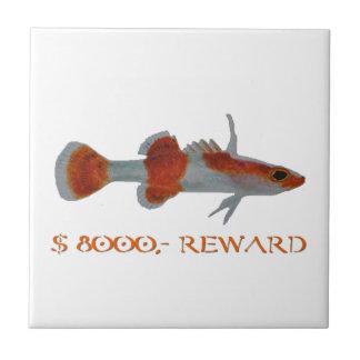 Reward Small Square Tile