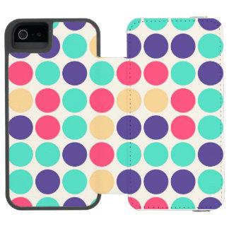 Rewarding Reliable Luminous Communicative iPhone SE/5/5s Wallet Case