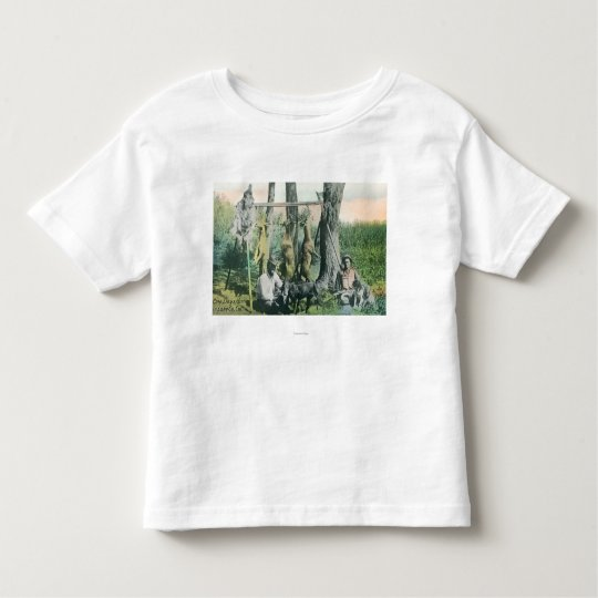 Rewards from a One Day HuntLake County, CA Toddler T-shirt