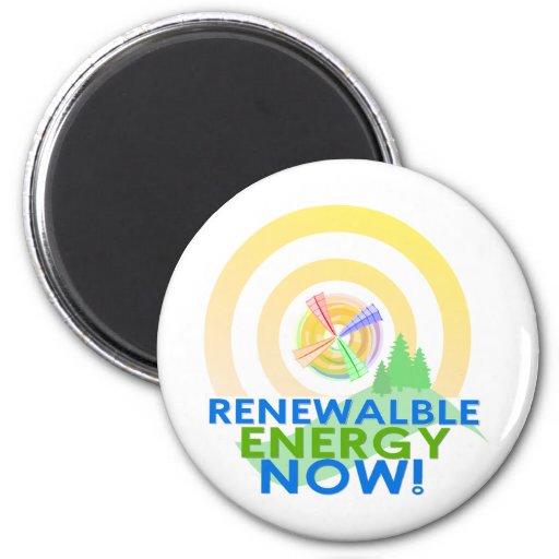 Rewewable Energy Magnet