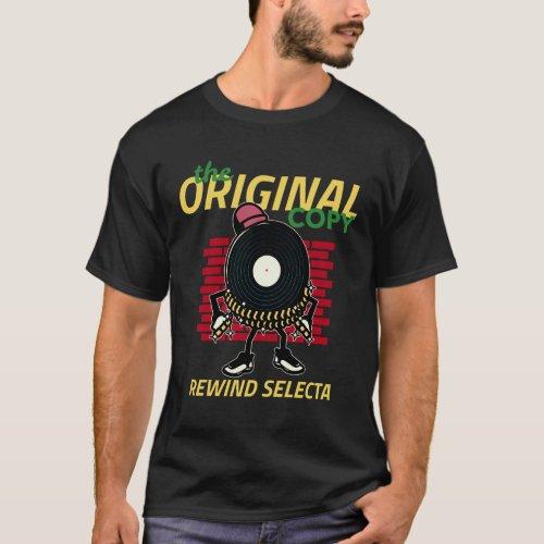 Rewind Selecta T-Shirt