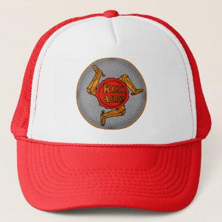 Rex Acme Motorcycles Trucker Hat