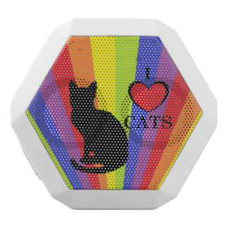 REX de Boombot de los gatos del orgullo del arco Altavoz