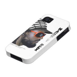REX DE MASSIV LLEVA Case-Mate iPhone 4 CARCASA