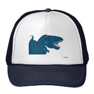 Rex de rugido gorras de camionero