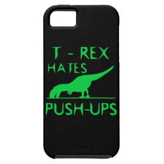 REX de T ODIA el diseño divertido de Dino de los iPhone 5 Carcasa