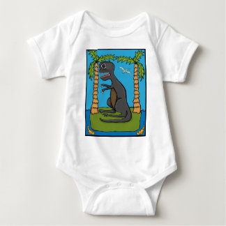 rex del iphoneasaurus body para bebé