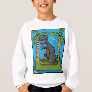 rex del iphoneasaurus sudadera